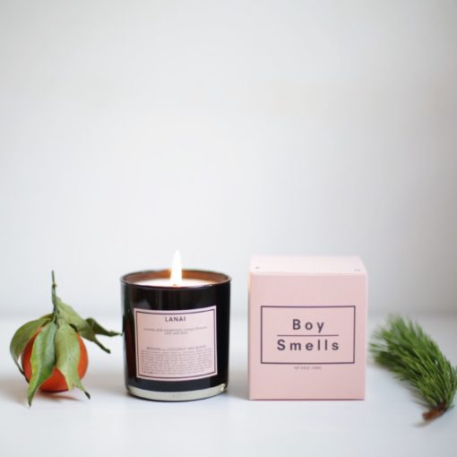 Lanai Scented Candle by Boy Smells