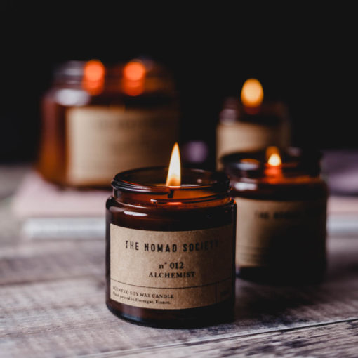 Alchemist Candle by The Nomad Society