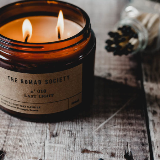 Last Light Candle by The Nomad Society