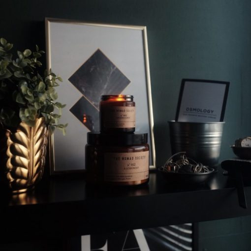 Alchemist Candle and Daydreamer Candle by The Nomad Society | Available on Osmology.co