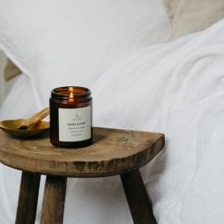 Smoke & Musk Scented Candle by Earl of East London