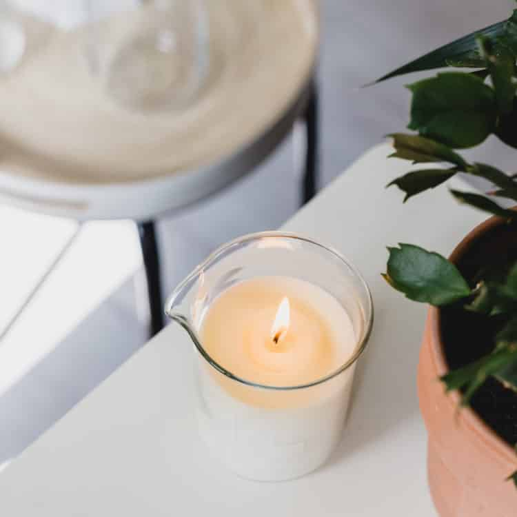 Samphire Scented Candle by Laboratory Perfumes