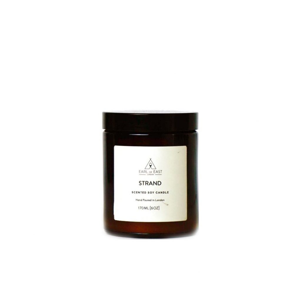 Strand Candle by Earl of East London