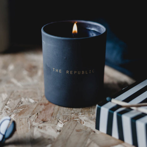The Republic Scented Candle by The School of Life