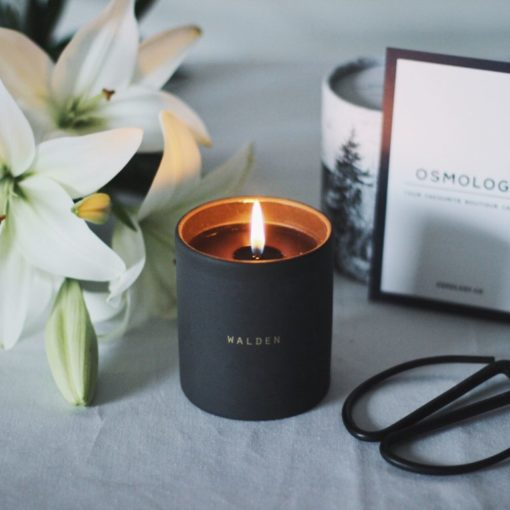 Walden Utopia Candle by The School of Life | Available on Osmology.co