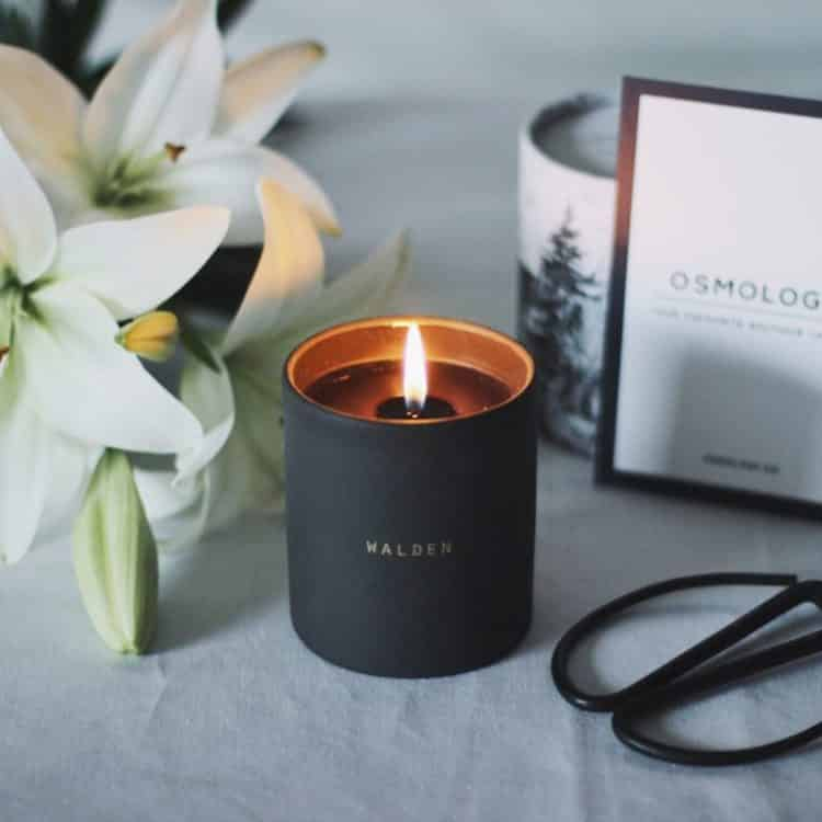 Walden Scented Candle by The School of Life