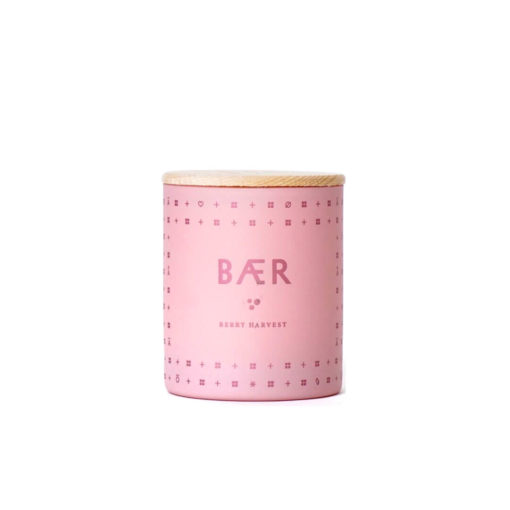 BÆR (Berry) Scented Candle by Skandinavisk