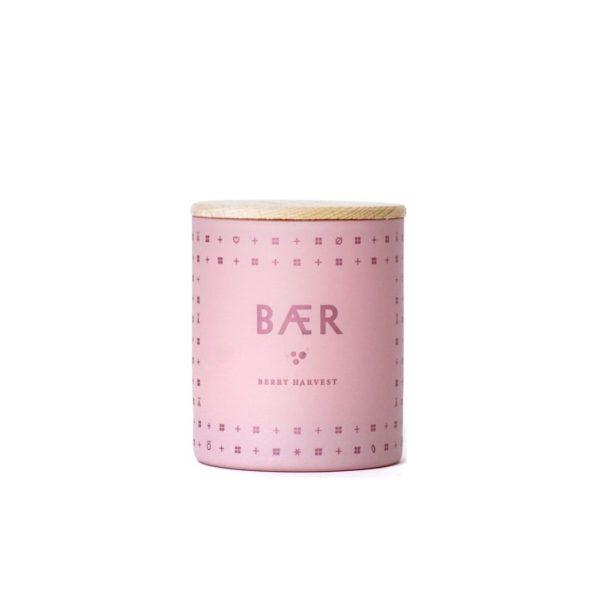 BÆR Candle (Berry) by Skandinavisk