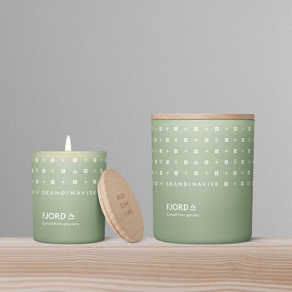 FJORD Scented Candle by Skandinavisk