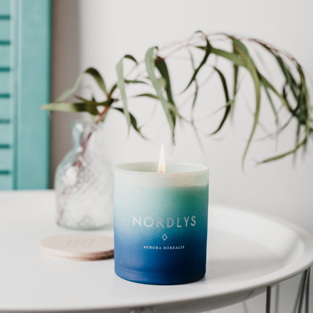 NORDLYS (Northern Light) Candle by Skandinavisk