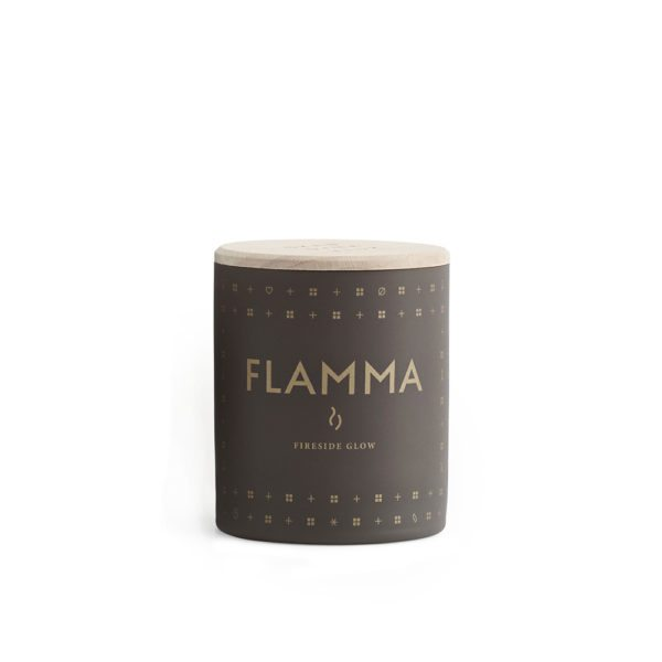 FLAMMA (Flame) Scented Candle by Skandinavisk