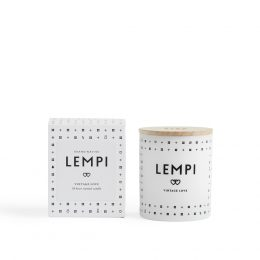 LEMPI Candle (Love) by Skandinavisk
