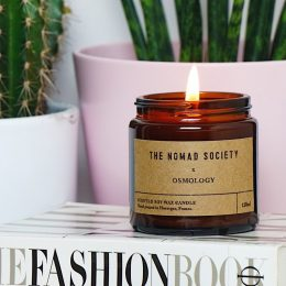 Osmology x The Nomad Society Candle