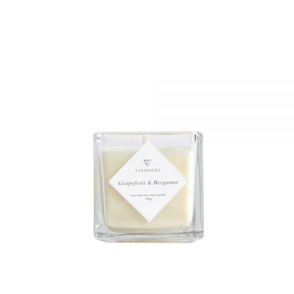 Grapefruit & Bergamot Candle by Evermore
