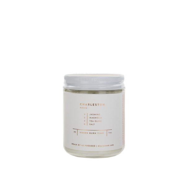 Charleston Candle by ROAM by 42 Pressed