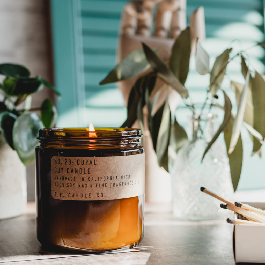 The Copal Candle by P.F. Candle Co