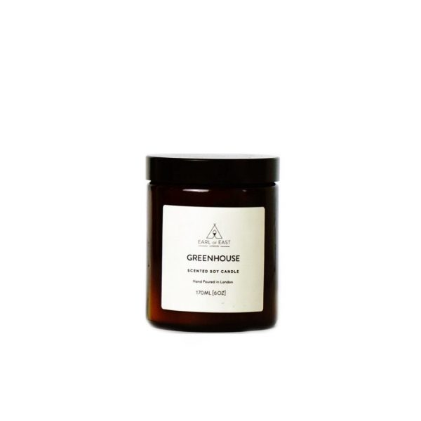 Earl of East London Greenhouse Medium Candle