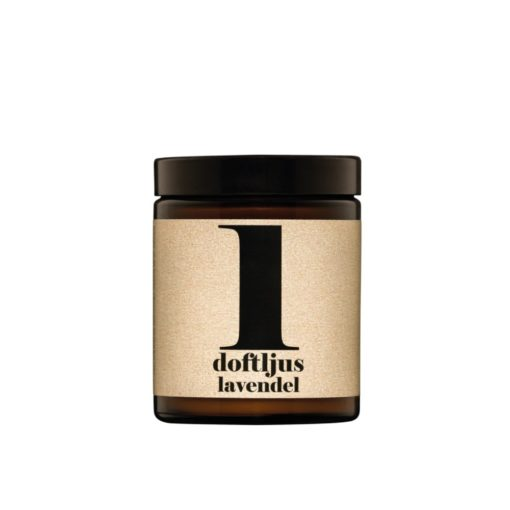 No. 1 Lavender Scented Candle by Terrible Twins