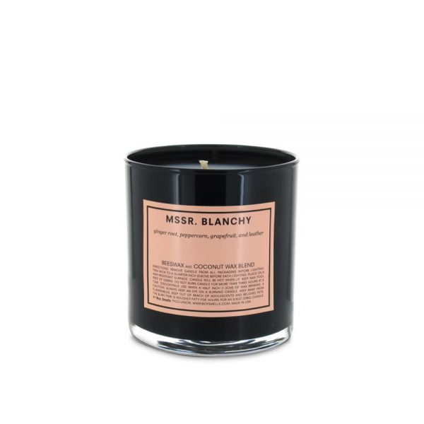Mssr. Blanchy Candle by Boy Smells