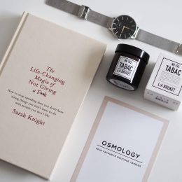 Tabac Candle by L:A Bruket 2