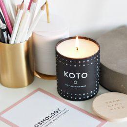 KOTO Candle (Home) by Skandinavisk 3