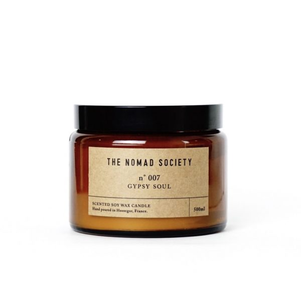 Nomad Society Gypsy Soul Candle