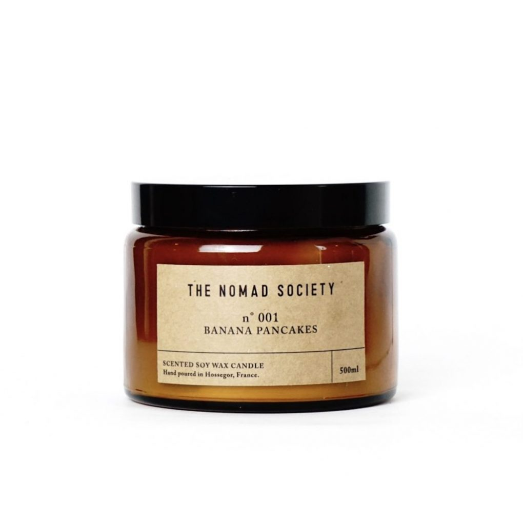 Banana Pancakes Candle by The Nomad Society