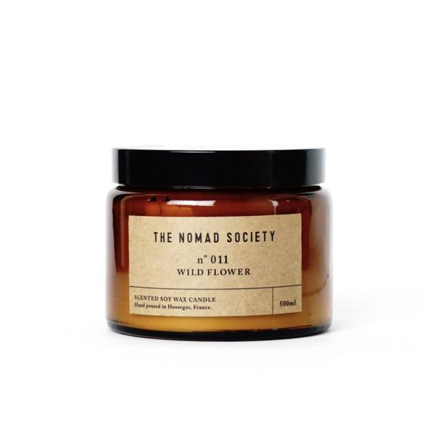 Nomad Society Wildflower Candle