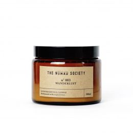 Wanderlust Candle by The Nomad Society