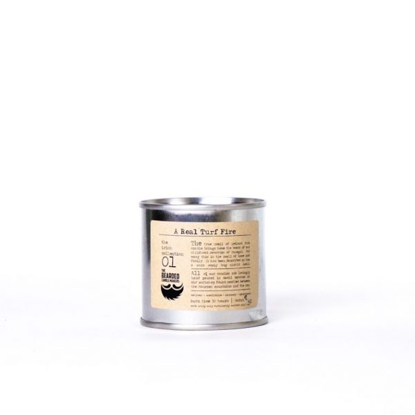 Bearded Candle Makers - A Real Turf Fire