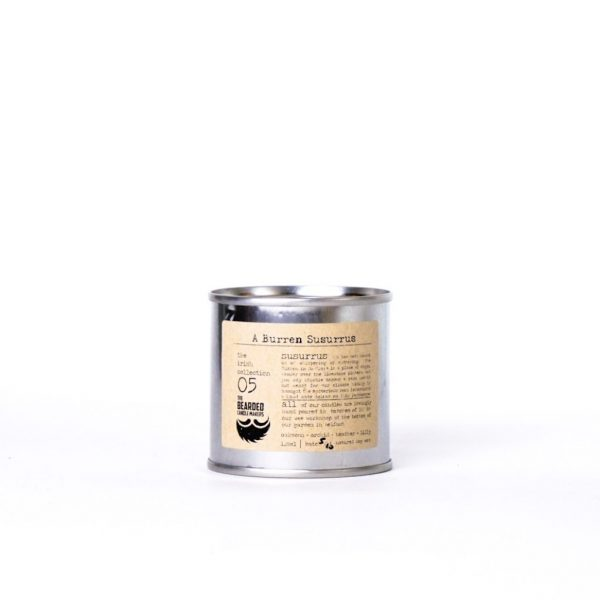 A Burren Susurrus Candle by The Bearded Candle Makers