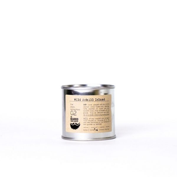 Wild Achill Island Candle by The Bearded Candle Makers
