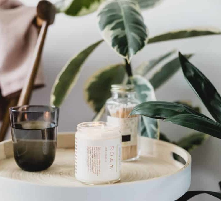Los Angeles Scented Candle by ROAM by 42 Pressed