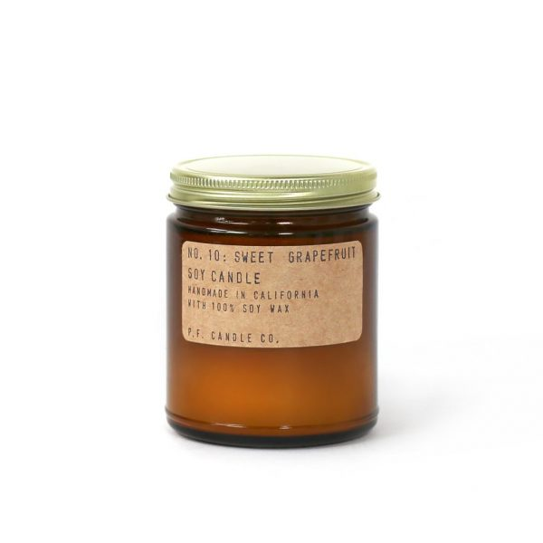 No.10 Sweet Grapefruit Candle by P.F. Candle Co