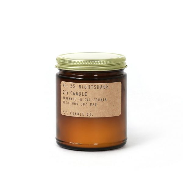 No.25 Nightshade Candle by P.F. Candle Co