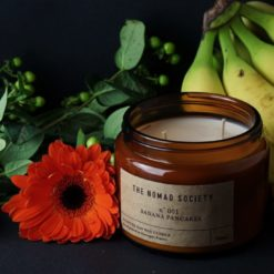 Banana Pancakes Candle by The Nomad Society 4