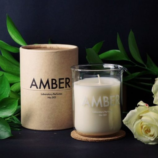 Amber Candle by Laboratory Perfumes