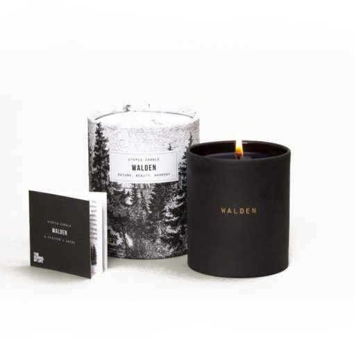 Walden Utopia Candle by The School of Life