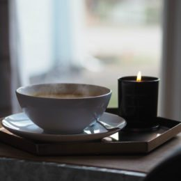 Under The Leaves Scented Candle by Charlotte Rhys Photo Melissa Jane Lee 2
