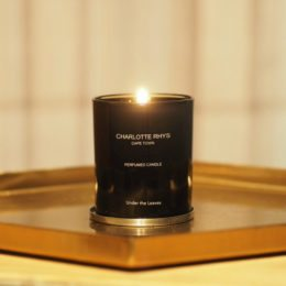 Under The Leaves Scented Candle by Charlotte Rhys Photo Melissa Jane Lee 4