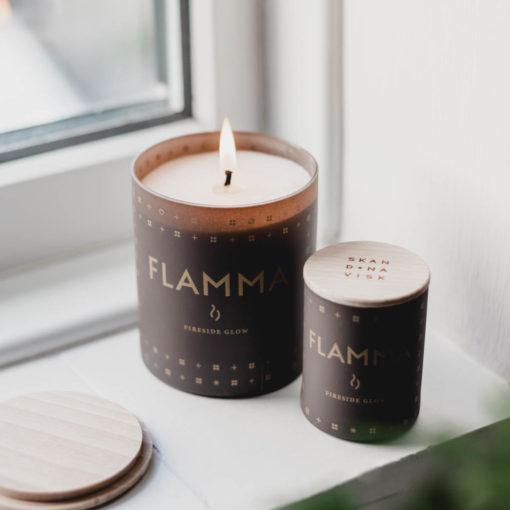 FLAMMA (Flame) Candle by Skandinavisk