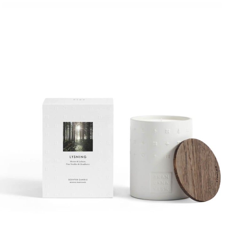 LYSNING (Forest Glade) Scented Candle by Skandinavisk