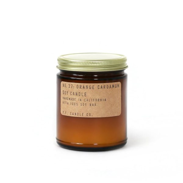 No.27 Orange Cardamom Scented Candle by P.F. Candle Co