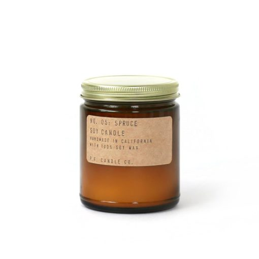 No.05 Spruce Scented Candle by P.F. Candle Co
