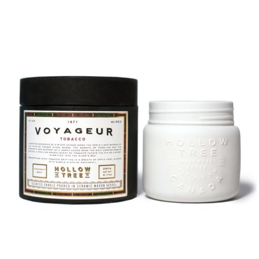 Voyager Scented Candle by Hollow Tree