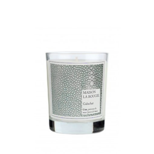 Galuchat Scented Candle by Maison La Bougie | Available at Osmology