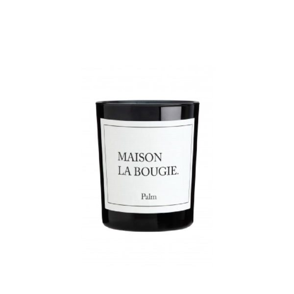 Palm Scented Candle by Maison La Bougie