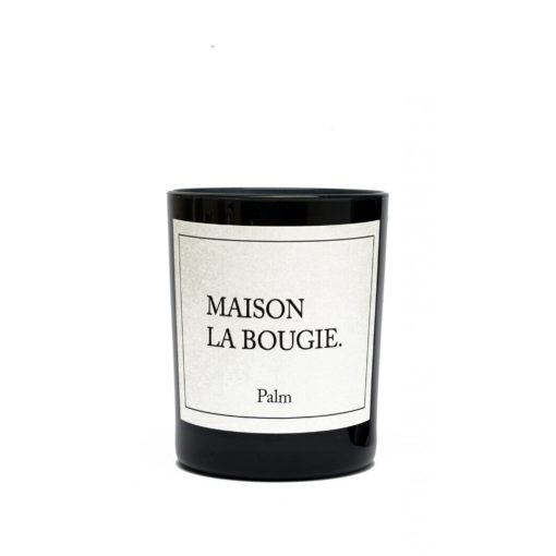 Palm Scented Candle by Maison La Bougie | Available at Osmology