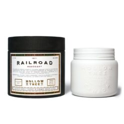 Railroad Scented Candle by Hollow Tree
