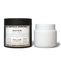 Raven Scented Candle by Hollow Tree